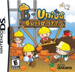 505 Games B-Units: Build it (Nintendo DS)