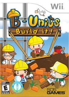 505 Games B-Units: Build It (Nintendo Wii)