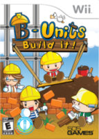 505 Games B-Units: Build It (Nintendo Wii)