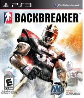 505 Games Backbreaker (PlayStation 3)