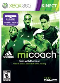 505 Games Mi Coach by Adidas (Xbox 360)