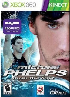 505 Games Michael Phelps: Push the Limit (Xbox 360)