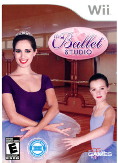 505 Games My Ballet Studio (Nintendo Wii)