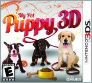 505 Games My Puppy 3D (Nintendo 3DS)