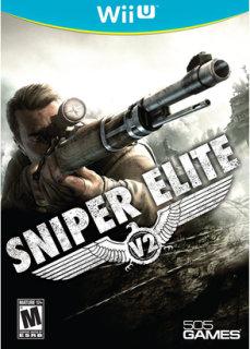 505 Games Sniper Elite V2 (Nintendo Wii U)