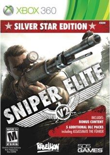 505 Games Sniper Elite V2: Silver Star Edition (Xbox 360)