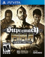 505 Games Supremacy MMA: Unrestricted (Playstation Vita)