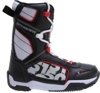 5150 C11 Brigade Snowboard Boots Black