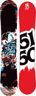 5150 Nomad Snowboard 155