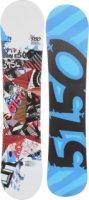 5150 Shooter Snowboard 108