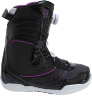 5150 Sienna BOA Snowboard Boots Black