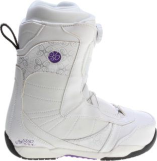 5150 Sienna BOA Snowboard Boots White