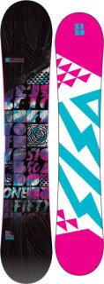 5150 Sienna Snowboard 154