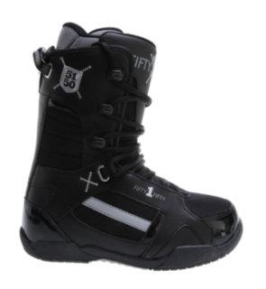 5150 Squadron Snowboard Boots Black