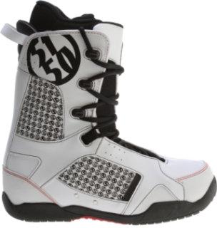 5150 Squadron Snowboard Boots White