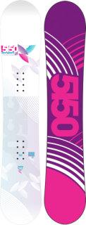 5150 Prism Snowboard 153