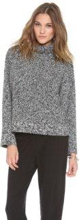 525 america Hi / Low Tweed Boxy Sweater