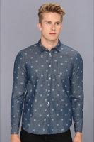 55DSL Stenard L/S Woven Shirt