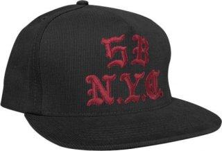5Boro Gothic 5BNYC Cord Hat