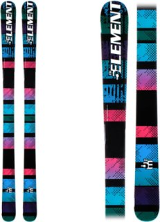 5Th Element Darwin Skis