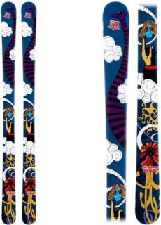 5Th Element Zirrafe Skis
