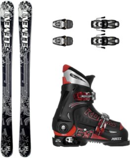 5Th Element TXT Ski Package