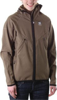 66 North Iceland Glymur Hooded Softshell Jacket