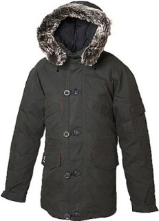 66North Snaefell Parka