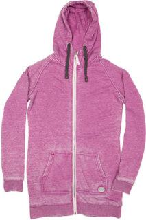 686 Burn-Out Premium Zip Dress Hoody