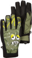 686 Camo Tooth Gloves