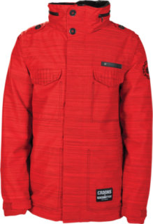 686 LTD Crooks & Castles Medusa Insulated Jacket