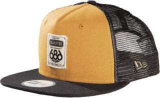 686 Grim & Grit New Era Trucker Hat