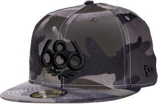 686 Icon Black Camo Baseball Hat