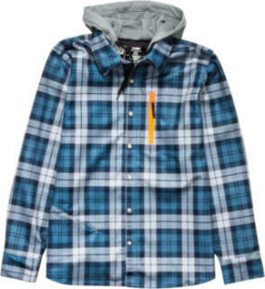 686 Logger Plaid Tech Shacket