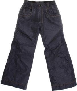 686 LTD Destructed Denim Insulated Snowboard Pants Black Thrash Denim