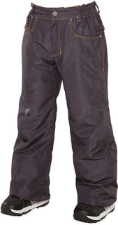 686 LTD Destructed Denim Insulated Pant