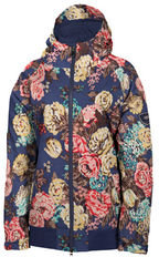 686 Mannual Cheer Insulated Floral Jacket