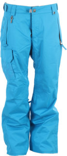 686 Mannual Data Snowboard Pants Bluebird