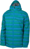 686 Mannual Etch Insulated Jacket