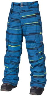 686 Original Cargo Insulated Snowboard Pants