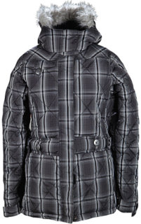 686 Reserved Plaid Class Down Jacket