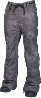 686 Reserved Raw Oil Snowboard Pants