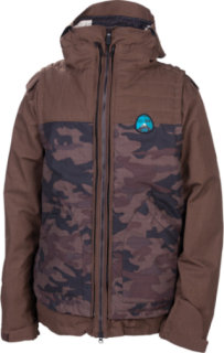 686 Smarty Satellite Insulated Jacket