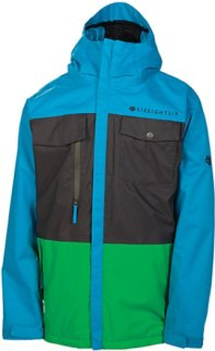 686 Smarty Command Colorblock Insulated Snowboard Jacket