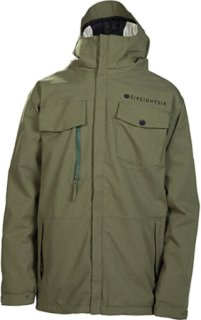 686 Smarty Command Texture Insulated Snowboard Jacket
