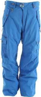 686 Smarty Original Cargo Snowboard Pants Bluebird