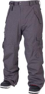 686 Smarty Original Cargo Snowboard Pants Gunmetal