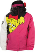 686 Snaggleface Sister Insulated Jacket - Junior