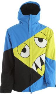 686 Snaggleface Snowboard Jacket Blue
