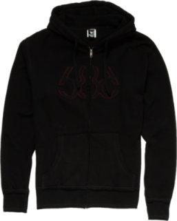 686 Split Raw-Edge Premium Zip Hoodie